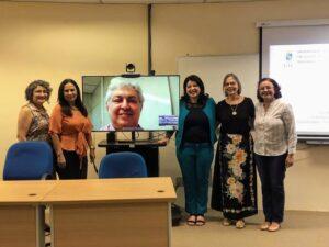 Foto defesa doutorado de Vera Juvência em 20-12-2019